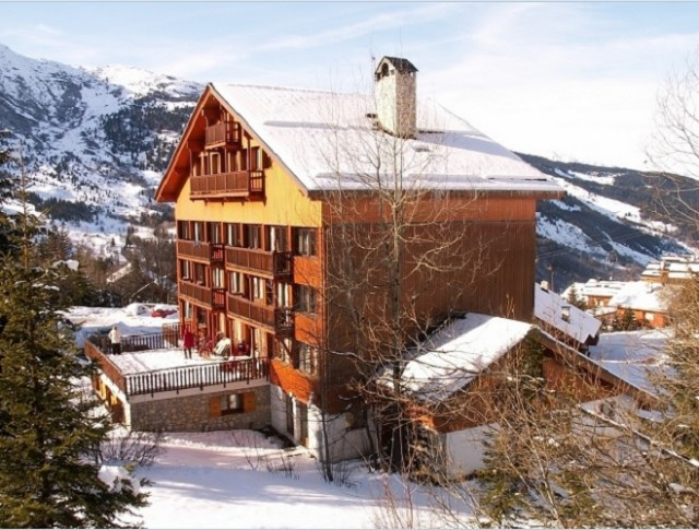 uissm meribel hotel ext